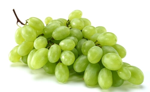 Green grapes for weight loss