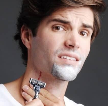 alum for shaving