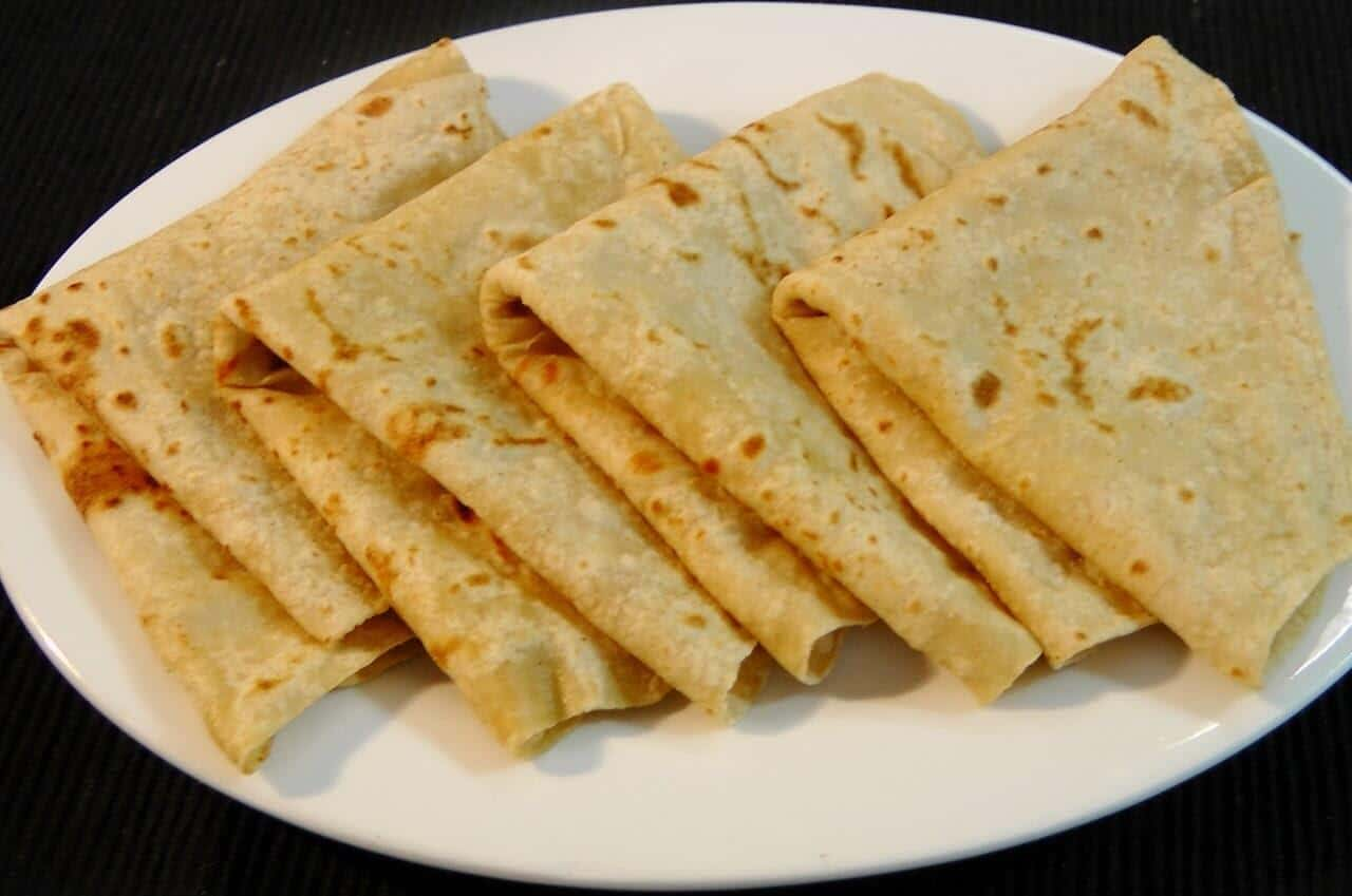 Chapati diet for weight loss