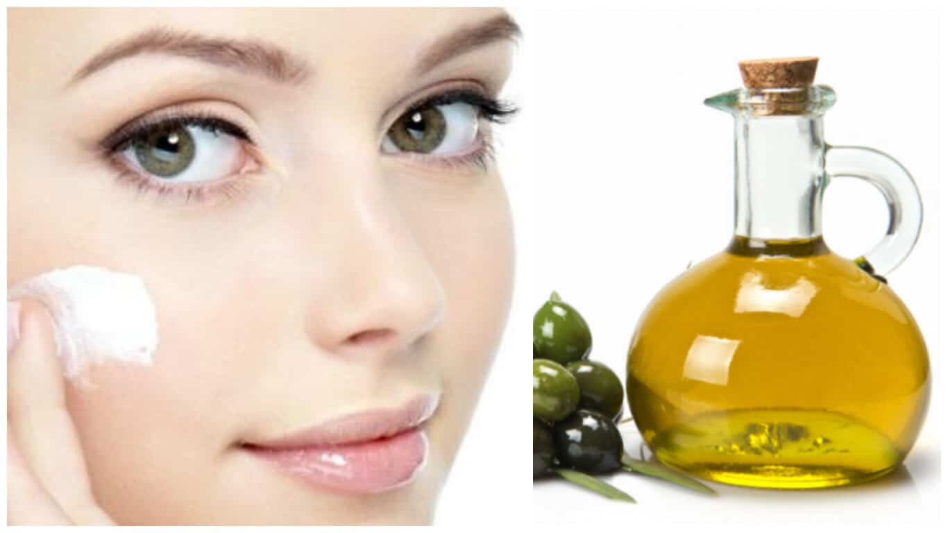 Olive oil moisturizer