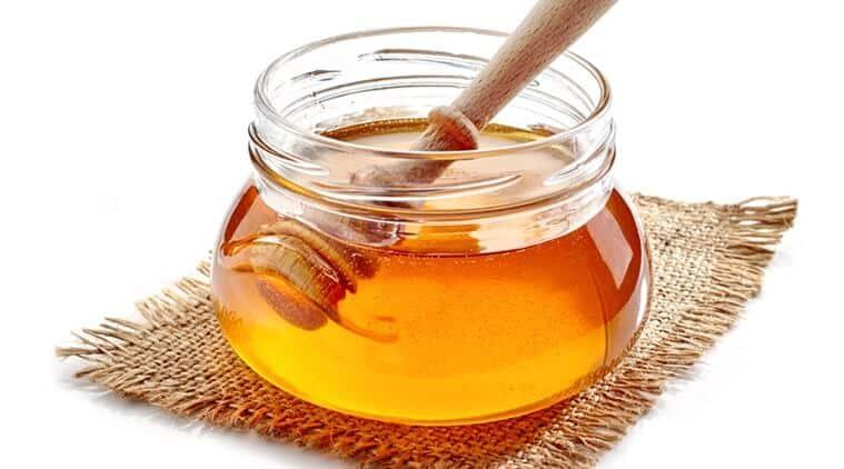 honey as sunscreen