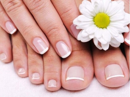 honey for nails