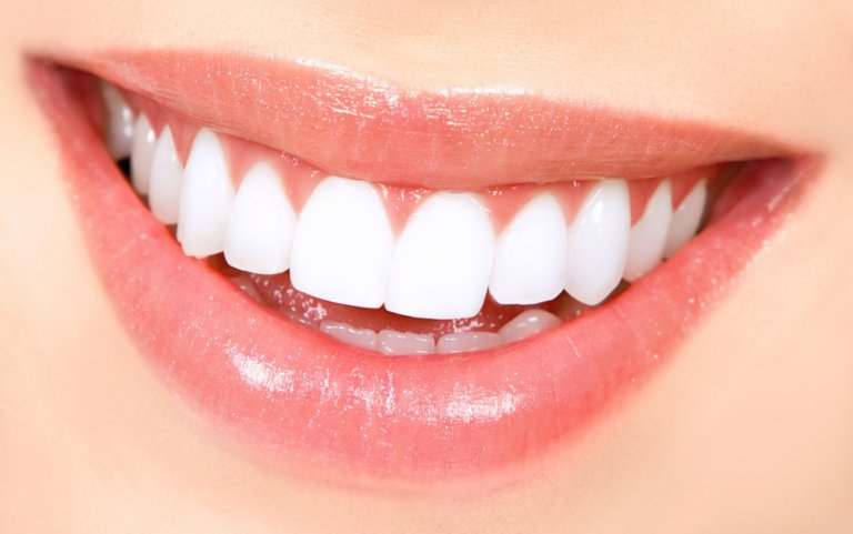 How to make gums pink? How to get rid of black gums?