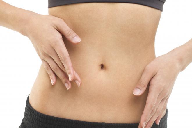 belly button rash