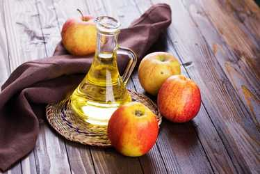 apple cider vinegar to get rid of pimples
