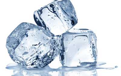 ice cubes to get rid of acne