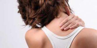 rhomboid muscle pain