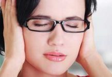 sore throat and ear pain
