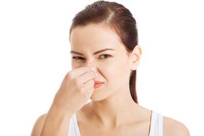 Fishy odor no discharge