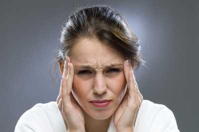 headache nausea dizziness
