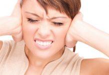 infected ear lobe
