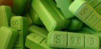 s 90 3 green bar