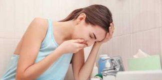 vomiting in sleep