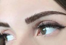 eyebrow twitching