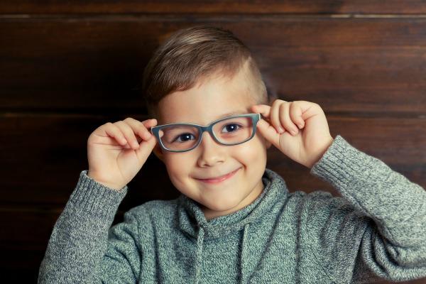 Eyeglasses in children