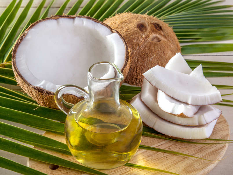 Health benefits of eating coconut oil